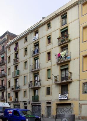 FAÇANA C/Sant Rafael (1)
