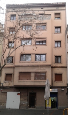 210 Cardona - Façana principal